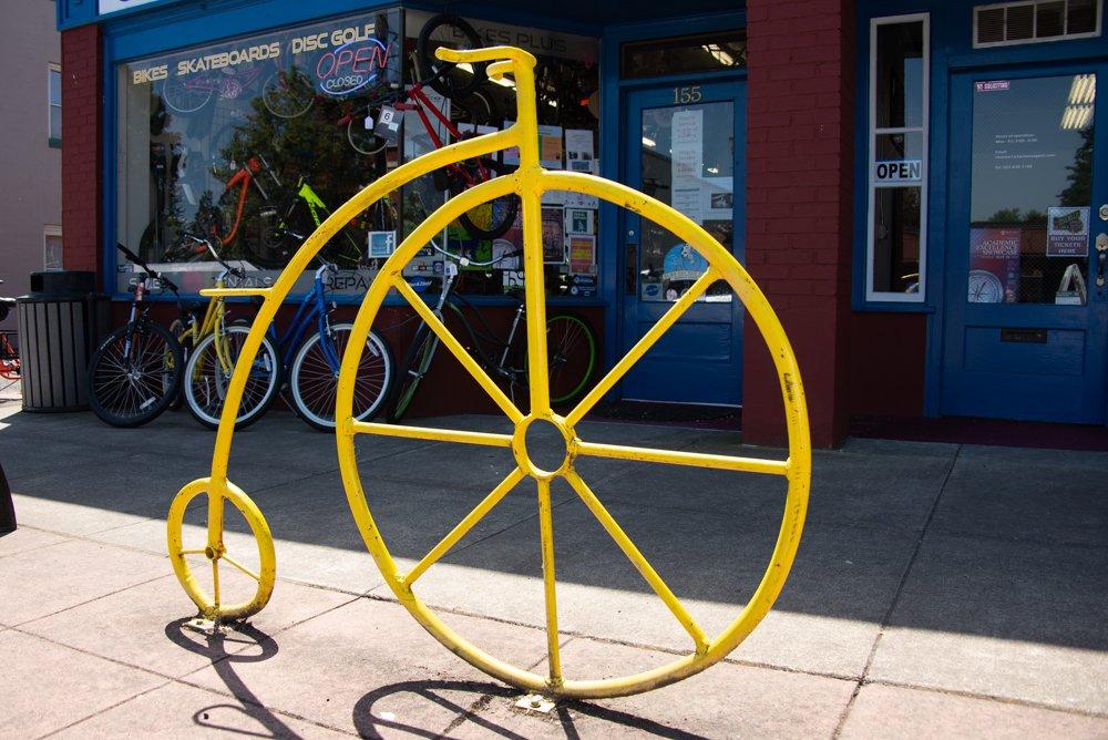 Bike Art, Main Street