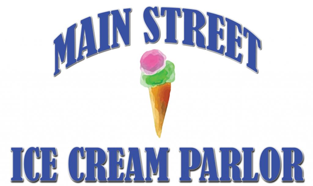 Main Street Ice Cream Parlor logo