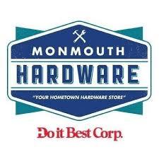 Monmouth Hardware Store logo